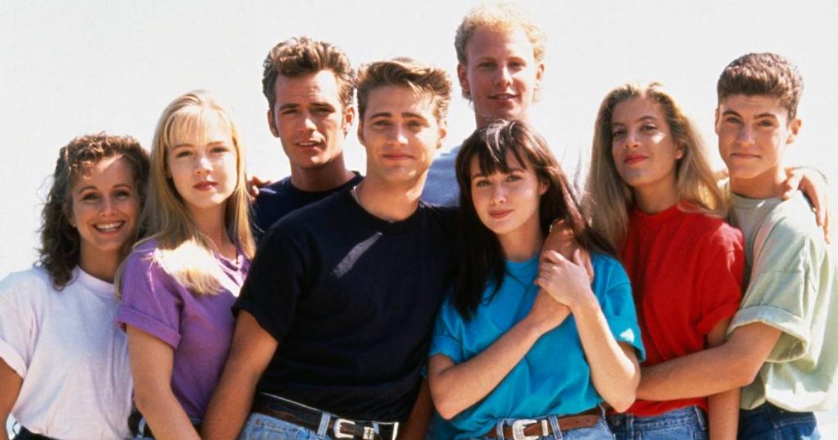 Antes Y Después Beverly Hills 90210, Antes Despues, Dylan McKay, Luke Perry, Antes Después, Actores