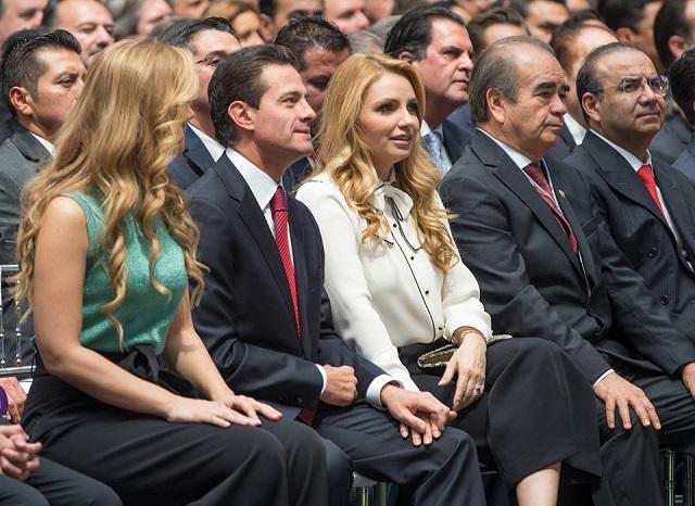 Angélica Rivera anuncia su regreso a las telenovelas