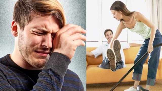 Hombre intenta suicidarse porque esposa no hizo limpieza