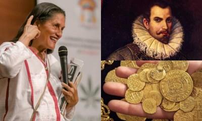 Jesusa Rodríguez: regresen el oro y les regresamos Cortés