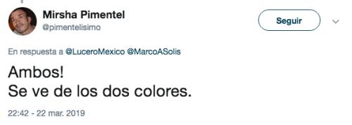 Lucero se convierte en tendencia por el color de su vestido