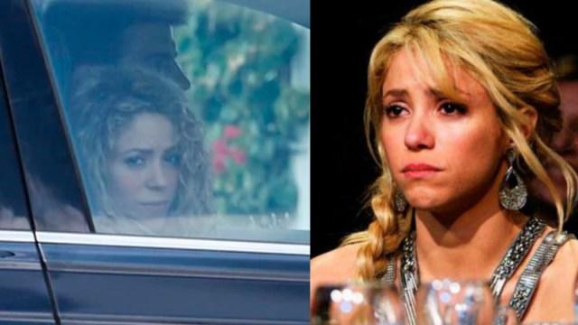 Shakira declara por el supuesto plagio de La Bicicleta