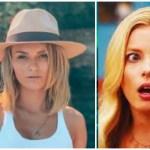 Irina Baeva comparte foto en bikini vs Geraldine