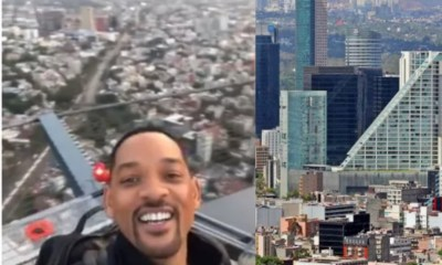 Will Smith está en CDMX