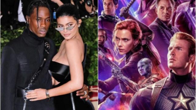 Kylie Jenner hizo un cosplay de Avengers