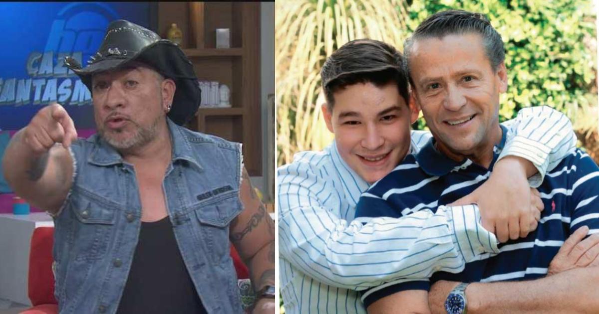 Alfredo Adame se siente orgulloso de que su hijo sea gay