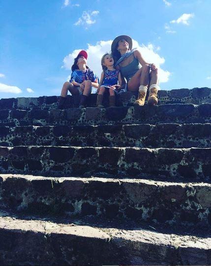 Geraldine Bazán publica indirecta a Gabriel Soto en redes