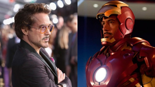 Iron Man salvó la vida de Robert Downey Jr