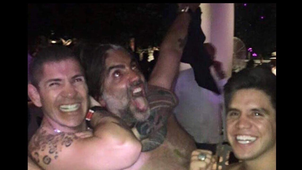 Alcoholismo de Alejandro Fernández terminó con su relación