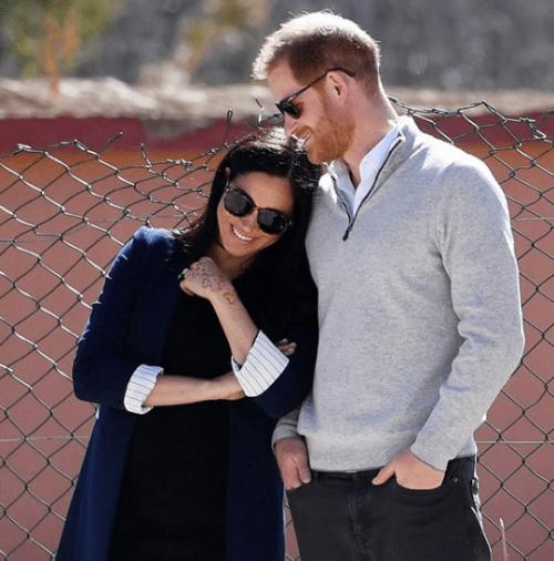 Reina Isabel II molesta porque Meghan Markle quiere que su bebé sea vegano