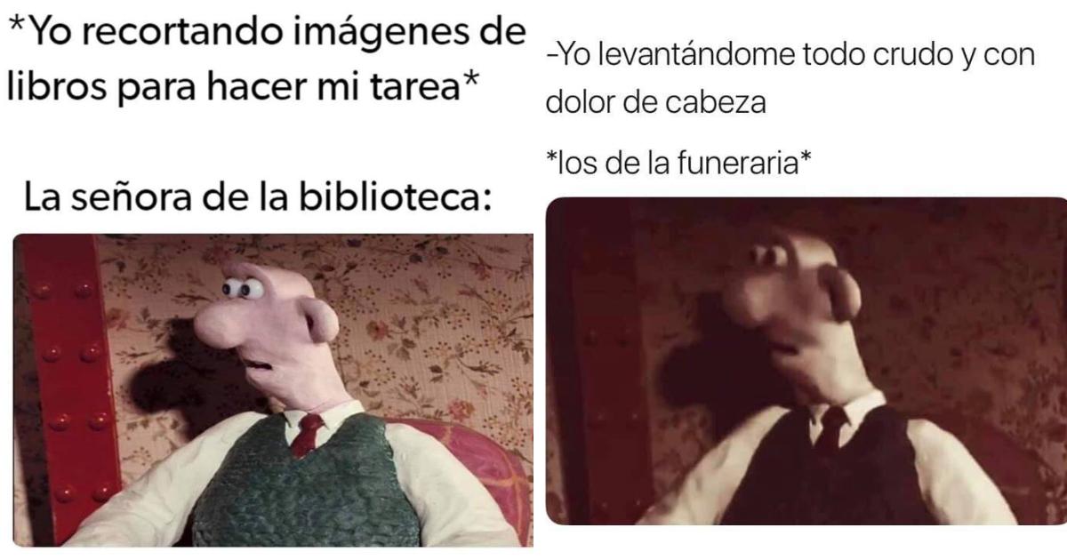 Memes De Wallace, Memes De Wallace Y Gromit, Meme De Wallace Sorprendido, Memes, Wallace, Wallace Y Gromit Memes