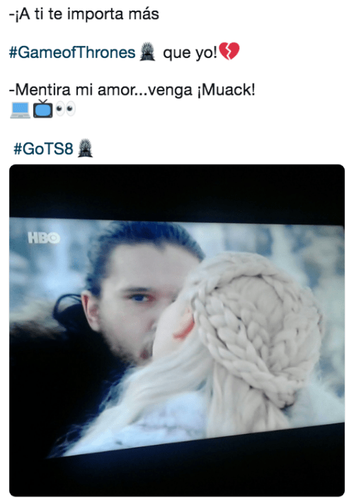 Memes nuevo capítulo de Game of Thrones