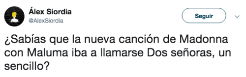 Madonna y Maluma anuncian canción juntos y así reaccionó Internet
