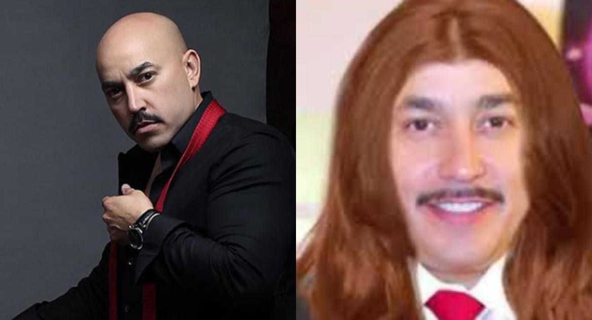 Lupillo Rivera sorprende con fotografía con cabello
