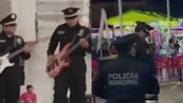 Este es el oscuro origen de los policías rockeros