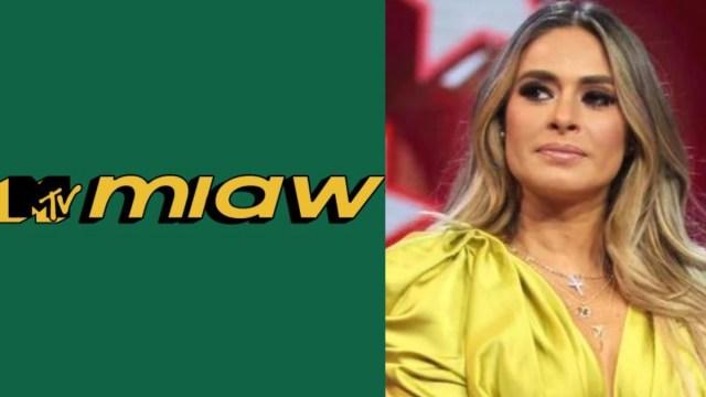 Foto Galilea Montijo MTV MIAW 11 Mayo 2019