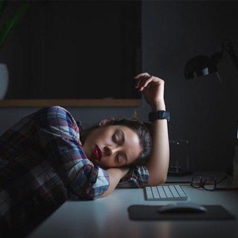 Foto Gente Inteligente Se Duerme Tarde 18 Mayo 2019