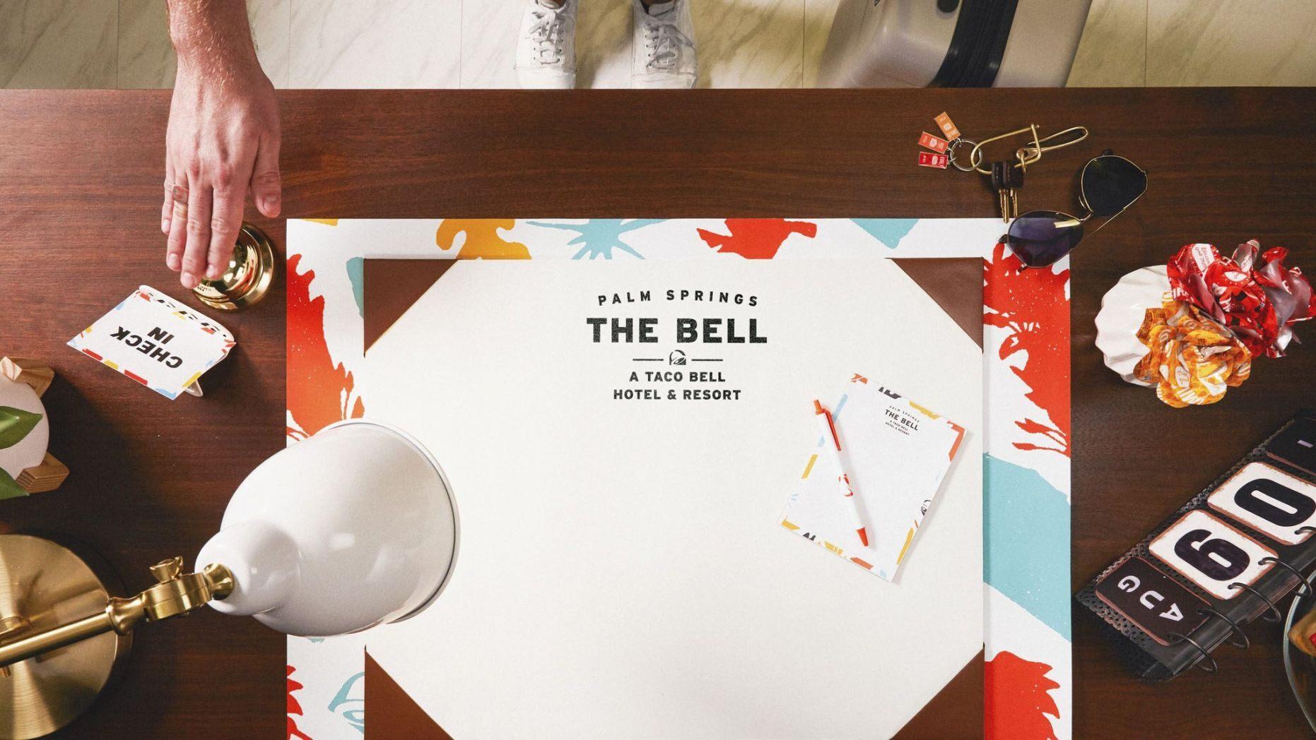 Crean el primer hotel temático de tacos