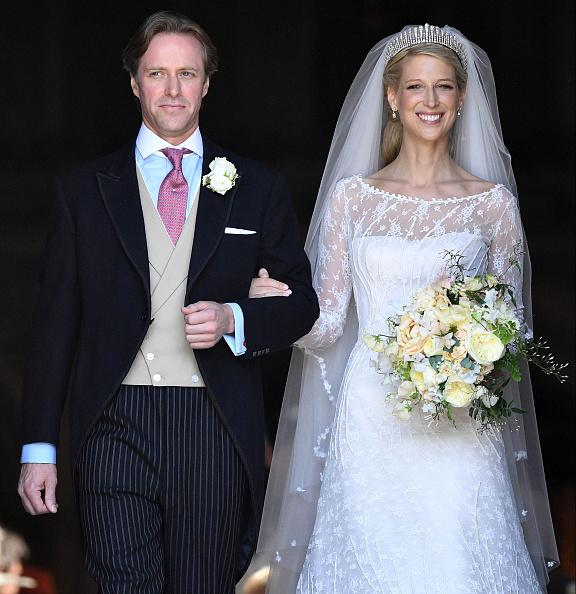 Boda Lady Gabriella Windsor