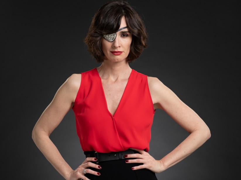 Se revela primera imagen de Paz Vega como Catalina Creel