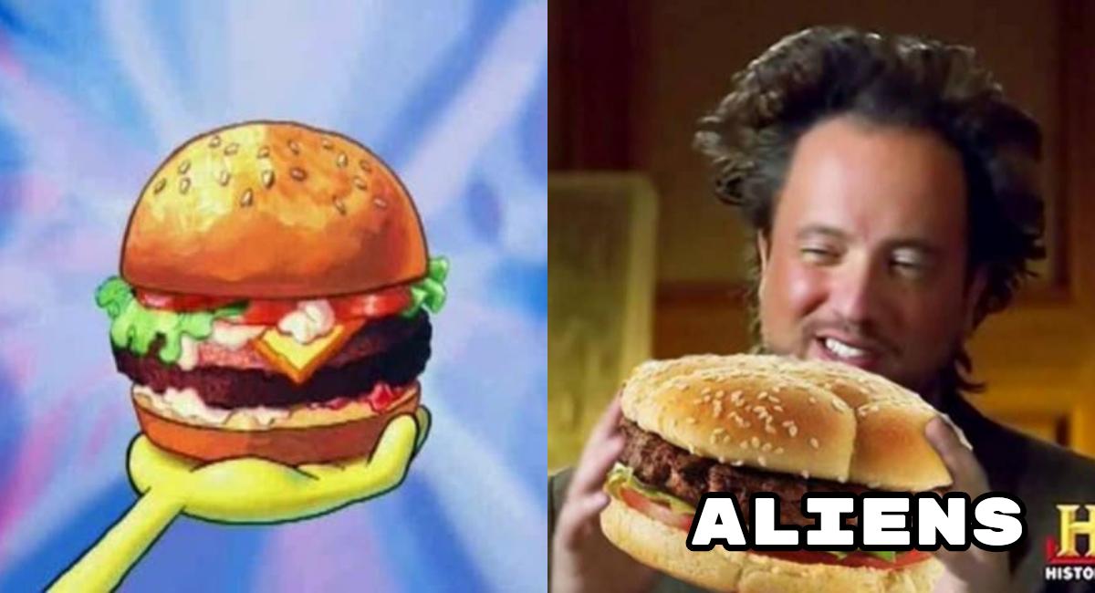 Este es la historia del verdadero origen de las hamburguesas