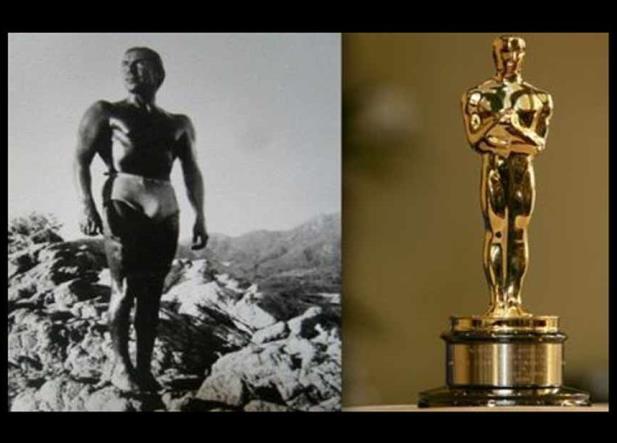 Origen de la estatuilla de los premios Oscar