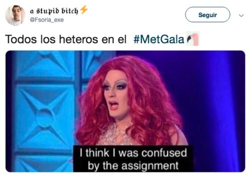 Memes met gala 2019