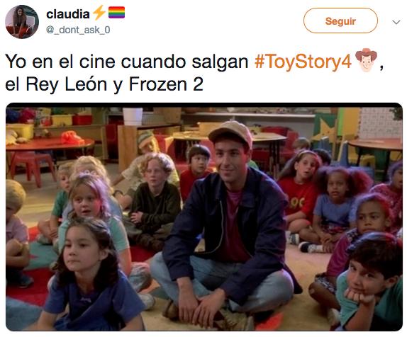 Memes del trailer final de Toy Story 4