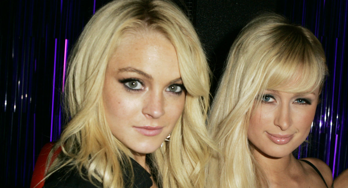 Paris Hilton llama patética y vergonzosa a Lindsay Lohan