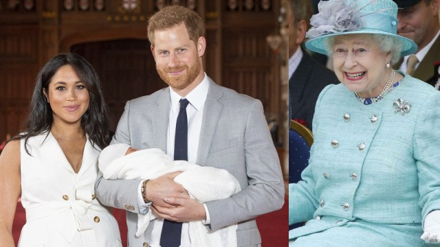Cómo Se Llama El Bebé De Meghan, Bebé Real Meghan Markle, Bebé Meghan Markle, Meghan Markle Y Príncipe Harry Bebé, Archie Harrison Mountbatten-Windsor, Bebé Real
