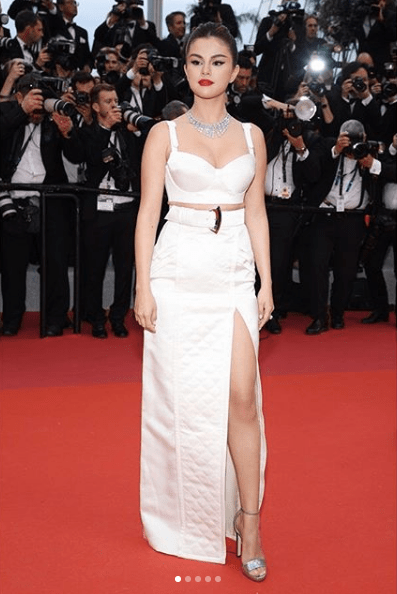 Selena Gomez anuncia que se casará con Bill Murray