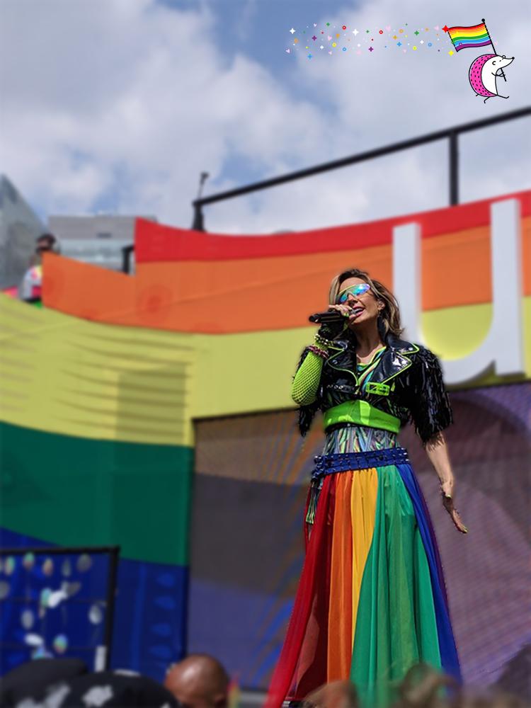 Los mejores looks de la marcha LGBT en CDMX 2019