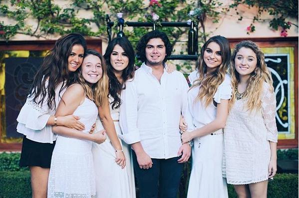 Peña Nieto enojado porque hija es novia de uno de sus primos