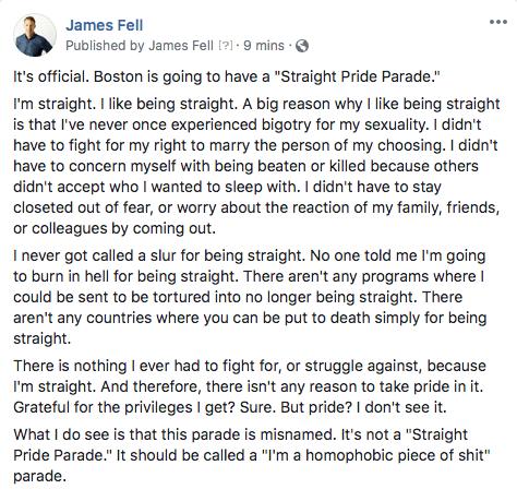 Chris Evans se burla de homofóbicos a través de Twitter