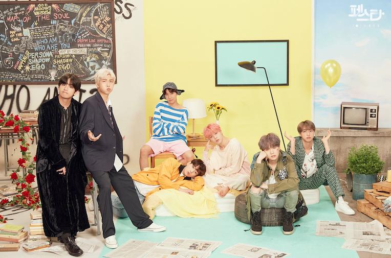 BTS comparte retratos familiares por FESTA 2019