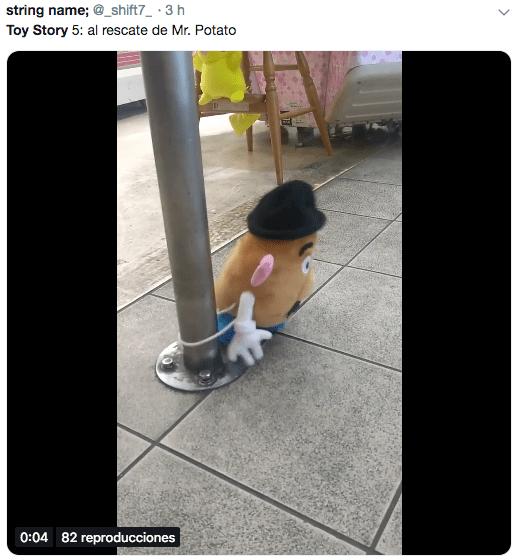 Memes graciosos del estreno de Toy Story 4