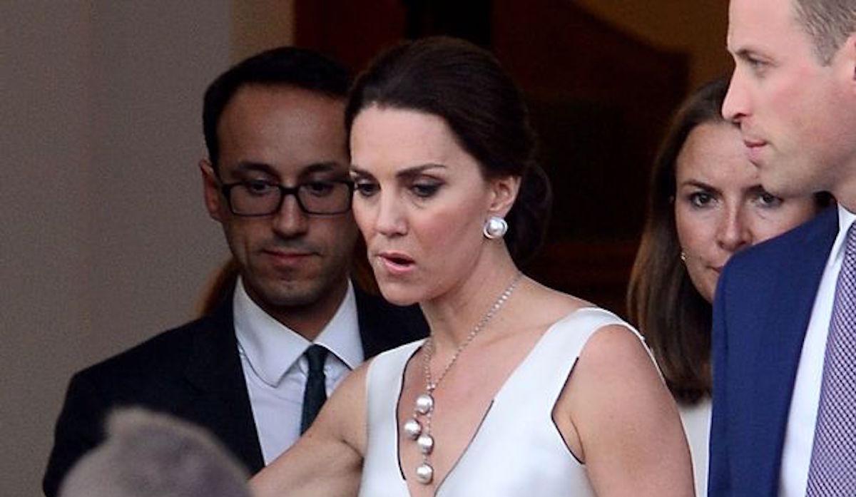 Foto Kate Middleton Príncipe William 1 Junio 2019
