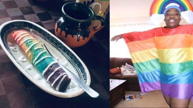 Tamal, Tamal Arcoíris, Tamal Gay, Tamal LGBT, Tamal Del Pride, Tamal Gay