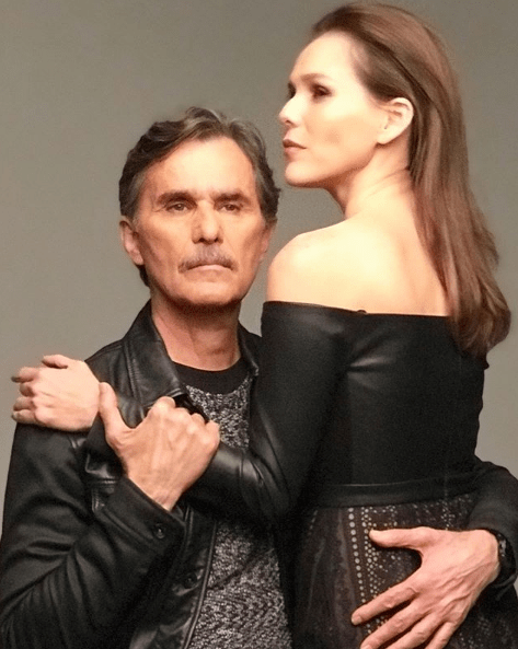 Kika Edgar habla de su supuesto romance con Humberto Zurita