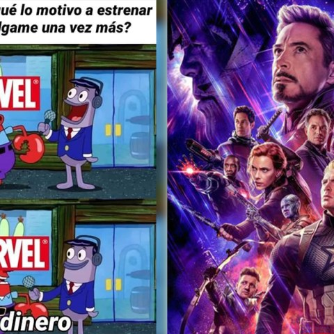 Memes, Memes Avengers Endgame, Regreso Avengers, Memes Avengers, Memes Avengers Endgame Español, Memes Avengers Endgame Los Simpson