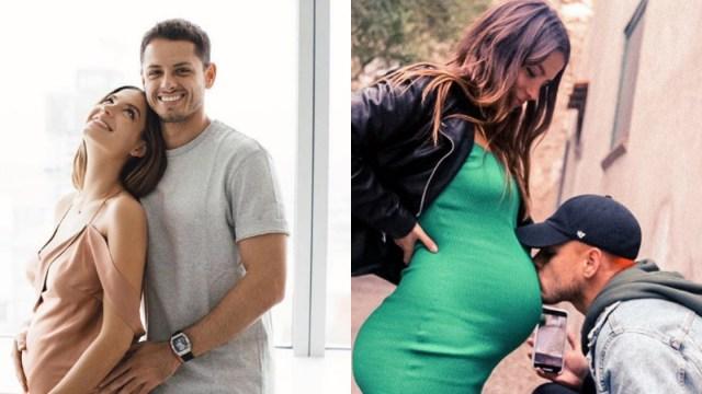 Javier Hernández Balcázar, Chicharito, Sarah Kohan, Bebé, Esposa Del Chicharito, Sarah Kohan Instagram
