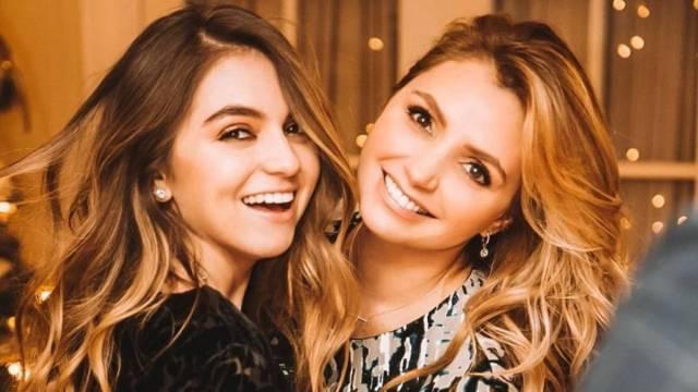 Angélica prepara regreso a televisión junto a Sofía Castro