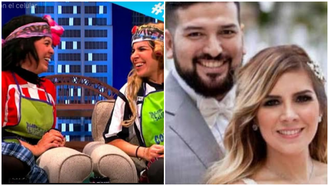 La familia de Karla Luna filtró unos audios de la confrontación de Luna contra Panini y Américo Garza.
