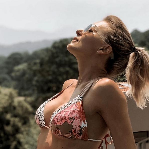 Angelique Boyer luce irreconocible en selfie de Instagram