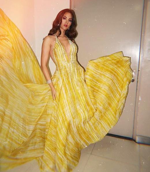 Critican a Catriona Gray, Miss Universo 2018, por subir peso
