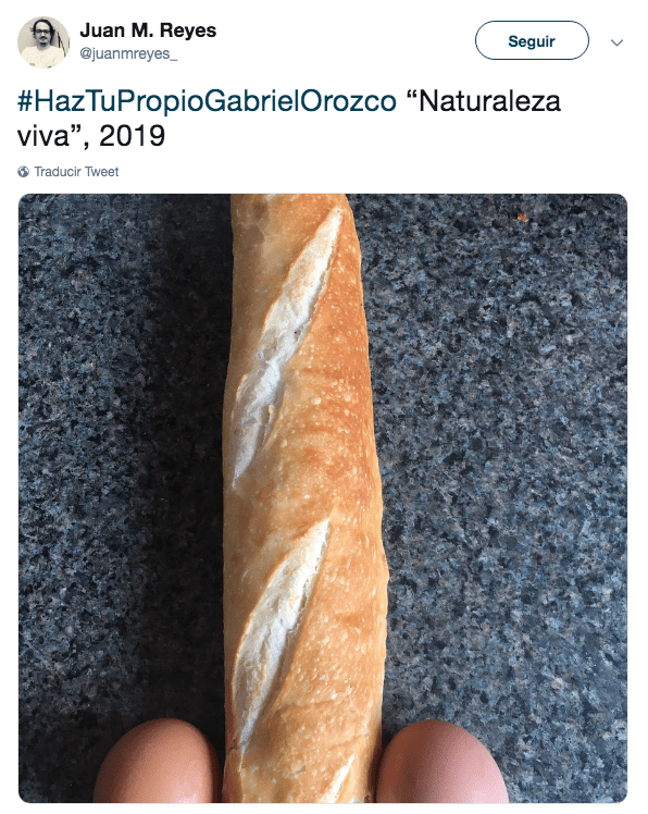 Las mejores obras del hasthag #HazTuPropioGabrielOrozco