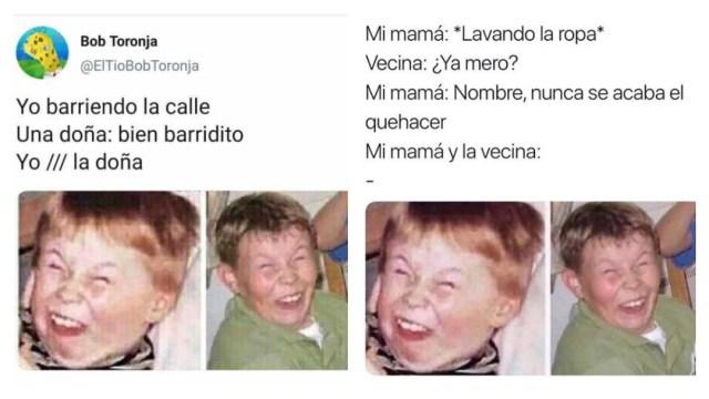 Meme Niño Burlándose, Cara De Burla Meme, Meme Niño Burlándose Risa Sarcastica, Plantilla, Meme Niño Burlón, Meme Niño Riendo