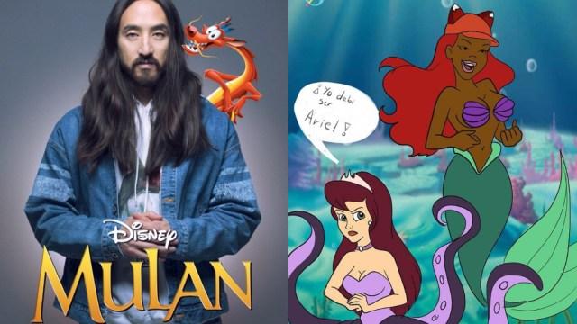 Memes, Memes Sirenita Negra, Memes Sirenita, Memes De La Sirenita Ariel, Memes Juanito Sirenita, Sirenita Ariel Live Action