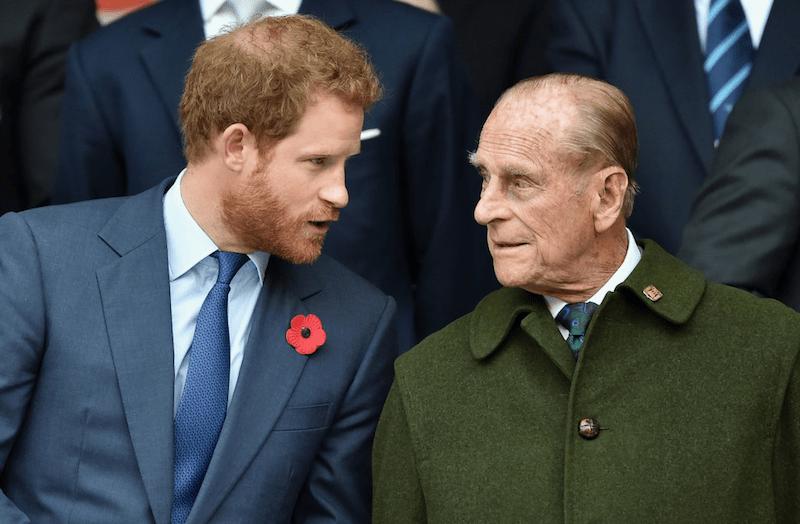 Aseguran que el príncipe Felipe aconsejó a Harry no casarse con Meghan