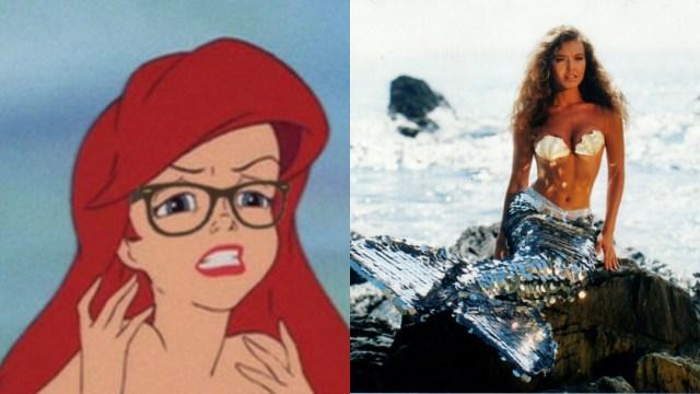 Thalía, La Sirenita, Thalía Sirenita, Marimar, Memes, La Sirenita Ariel